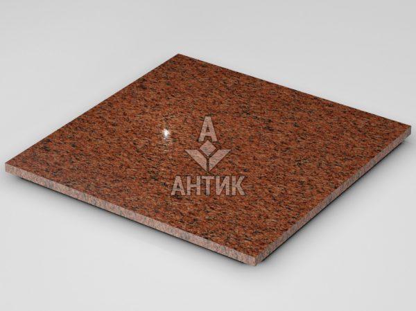 Плитка из Лезниковского гранита 600x600x20 полированная фото
