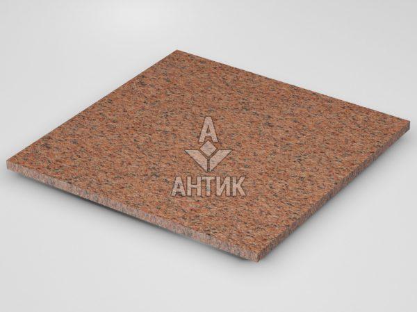 Плитка из Лезниковского гранита 600x600x20 термообработанная фото