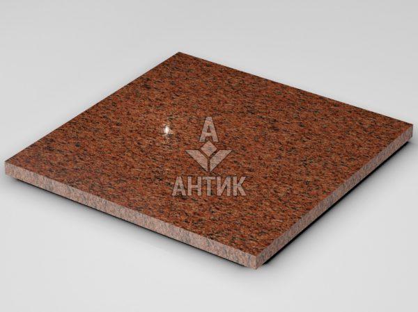 Плитка из Лезниковского гранита 600x600x30 полированная фото