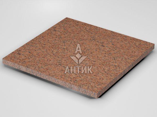 Плитка из Лезниковского гранита 600x600x30 термообработанная фото
