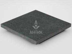 Плитка из Лугового габбро 300x300x20 термообработанная фото