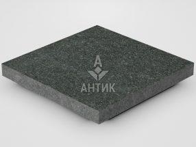 Плитка из Лугового габбро 300x300x30 термообработанная фото