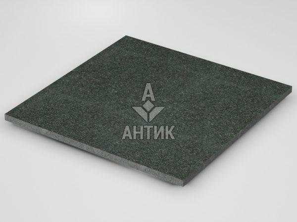 Плитка из Лугового габбро 600x600x20 термообработанная фото