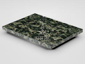 Плитка из Луковецкого анортозита 400x300x20 полированная фото
