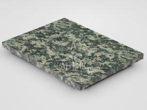 Плитка из Луковецкого анортозита 400x300x20 термообработанная фото