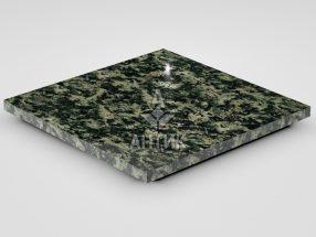 Плитка из Луковецкого анортозита 400x400x20 полированная фото