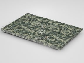 Плитка из Луковецкого анортозита 600x400x20 термообработанная фото