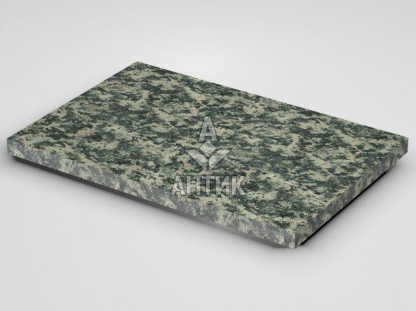 Плитка из Луковецкого анортозита 600x400x30 термообработанная фото
