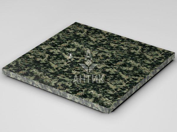 Плитка из Луковецкого анортозита 600x600x30 полированная фото