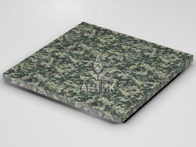 Плитка из Луковецкого анортозита 600x600x30 термообработанная фото