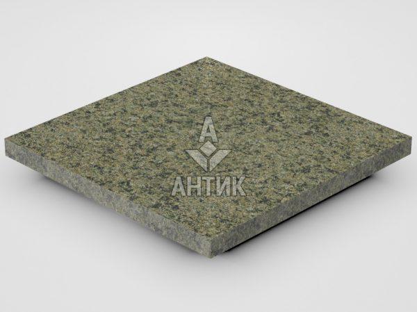 Плитка из Маславского гранита 300x300x20 термообработанная фото