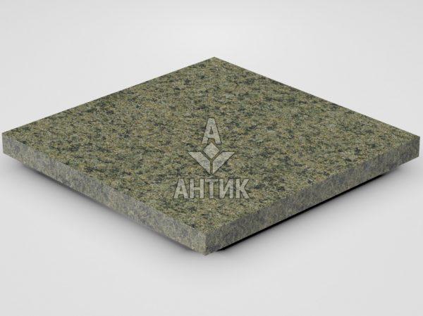 Плитка из Маславского гранита 400x400x30 термообработанная фото