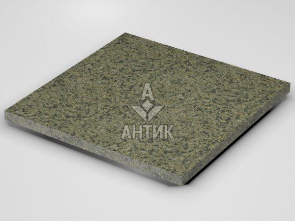 Плитка из Маславского гранита 600x600x30 термообработанная фото