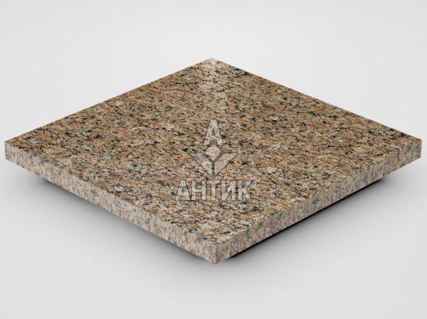 Плитка из Межиричского гранита 300x300x20 полированная фото
