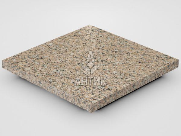 Плитка из Межиричского гранита 300x300x20 термообработанная фото