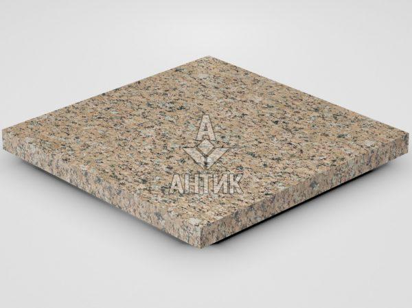 Плитка из Межиричского гранита 400x400x30 термообработанная фото