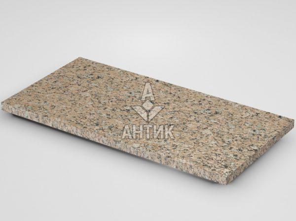 Плитка из Межиричского гранита 600x300x20 термообработанная фото