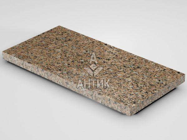 Плитка из Межиричского гранита 600x300x30 полированная фото