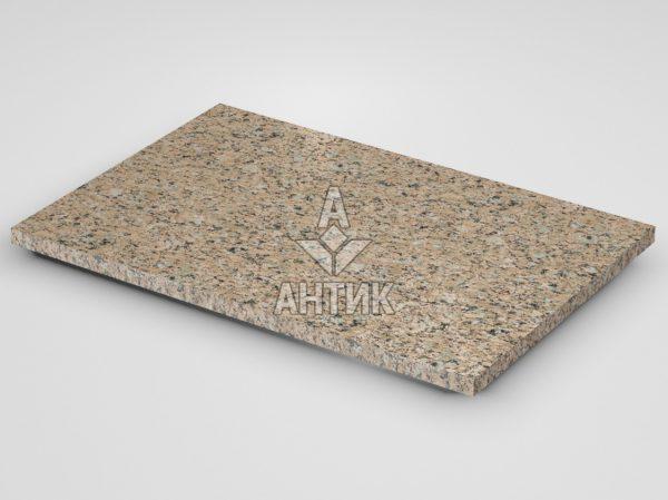 Плитка из Межиричского гранита 600x400x20 термообработанная фото
