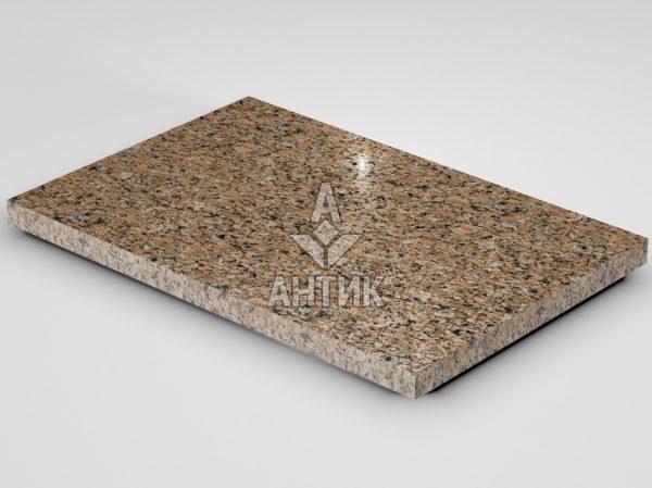 Плитка из Межиричского гранита 600x400x30 полированная фото