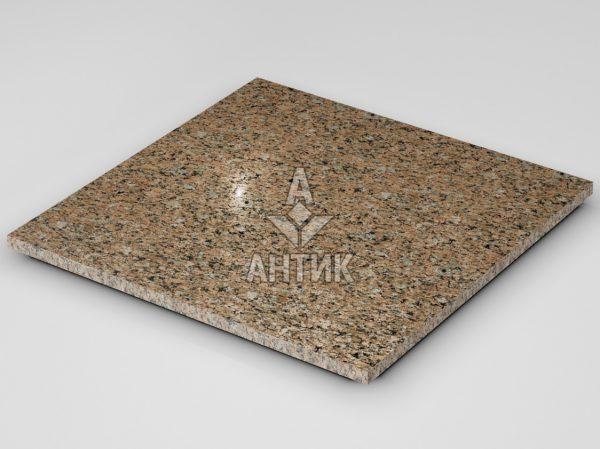 Плитка из Межиричского гранита 600x600x20 полированная фото