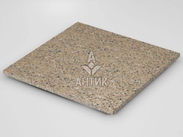 Плитка из Межиричского гранита 600x600x20 термообработанная фото