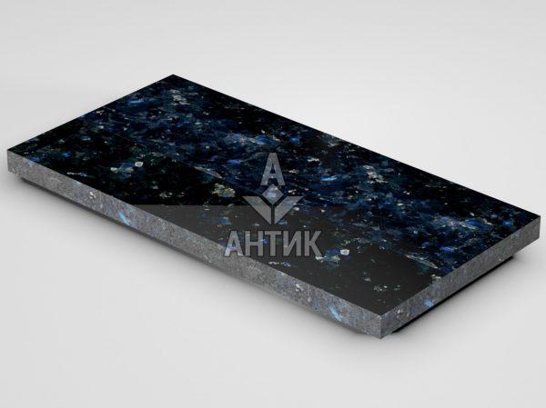 Плитка из Очеретянского лабрадорита 600x300x30 полированная фото