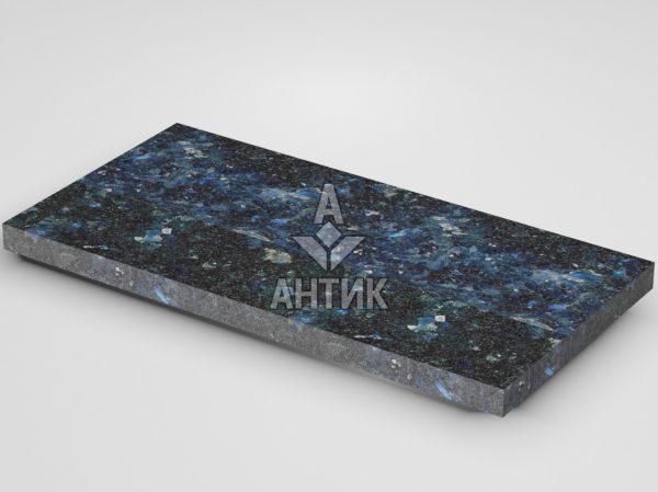 Плитка из Очеретянского лабрадорита 600x300x30 термообработанная фото