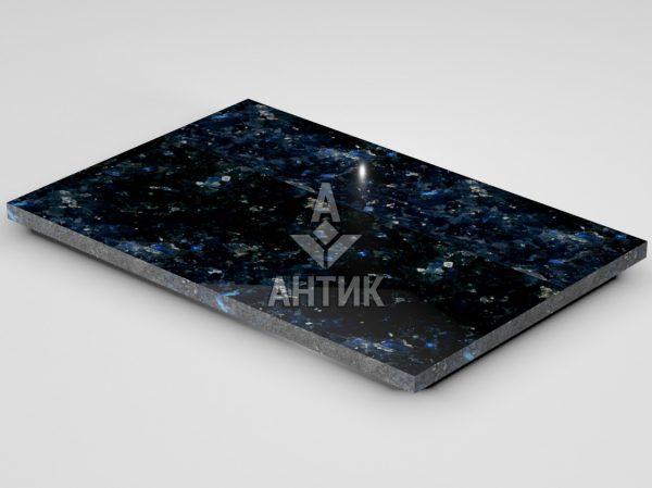 Плитка из Очеретянского лабрадорита 600x400x20 полированная фото