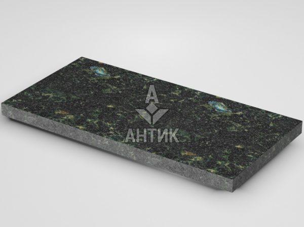 Плитка из Осныковского лабрадорита 600x300x30 термообработанная фото