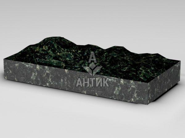 Плитка из Осныковского лабрадорита 600x300x80 колотая фото