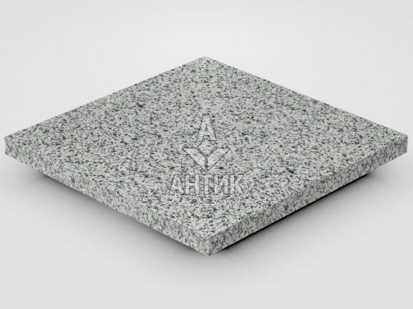 Плитка из Покостовского гранита 300x300x20 термообработанная фото
