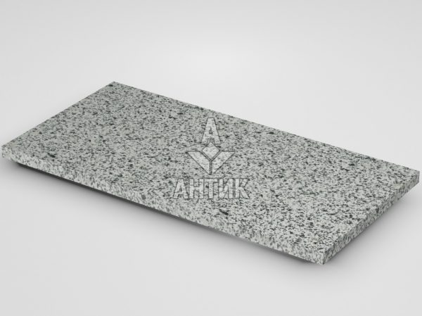 Плитка из Покостовского гранита 600x300x20 термообработанная фото