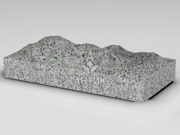 Плитка из Покостовского гранита 600x300x80 колотая фото