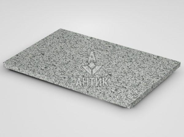 Плитка из Покостовского гранита 600x400x20 термообработанная фото