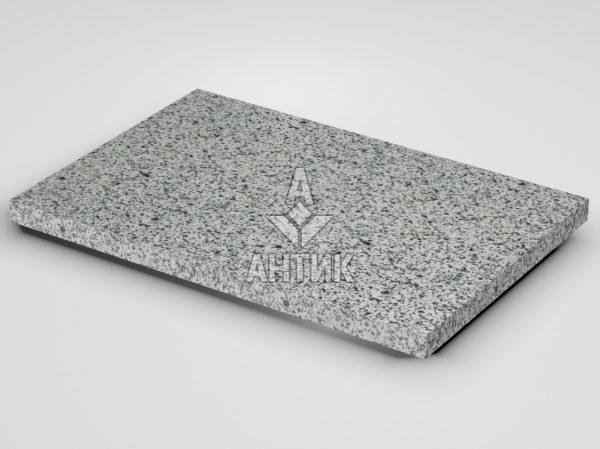 Плитка из Покостовского гранита 600x400x30 термообработанная фото