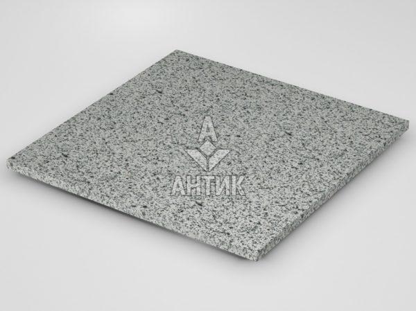 Плитка из Покостовского гранита 600x600x20 термообработанная фото