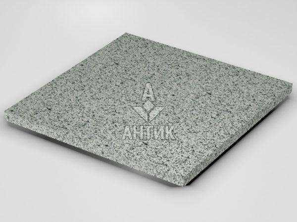 Плитка из Покостовского гранита 600x600x30 термообработанная фото