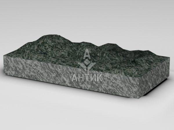 Плитка из Рахны-Полевского гранита 600x300x80 колотая фото