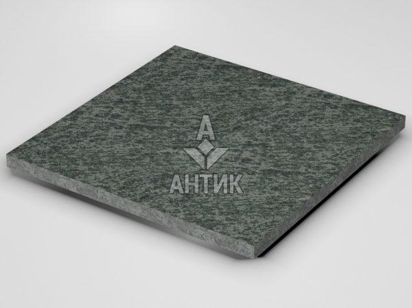 Плитка из Рахны-Полевского гранита 600x600x30 термообработанная фото