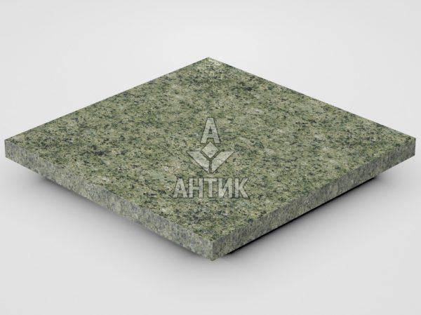 Плитка из Роговского гранита 300x300x20 термообработанная фото