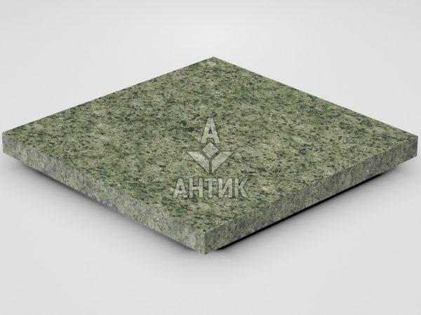 Плитка из Роговского гранита 400x400x30 термообработанная фото