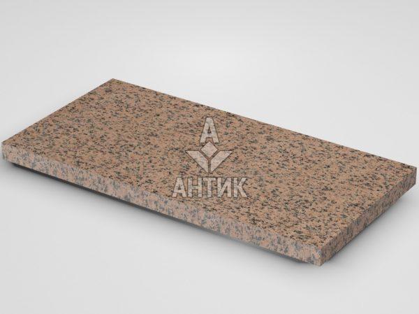 Плитка из Симоновского гранита 600x300x30 термообработанная фото