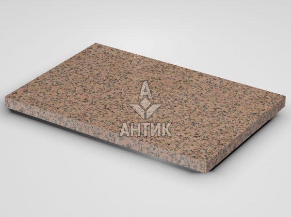 Плитка из Симоновского гранита 600x400x30 термообработанная фото
