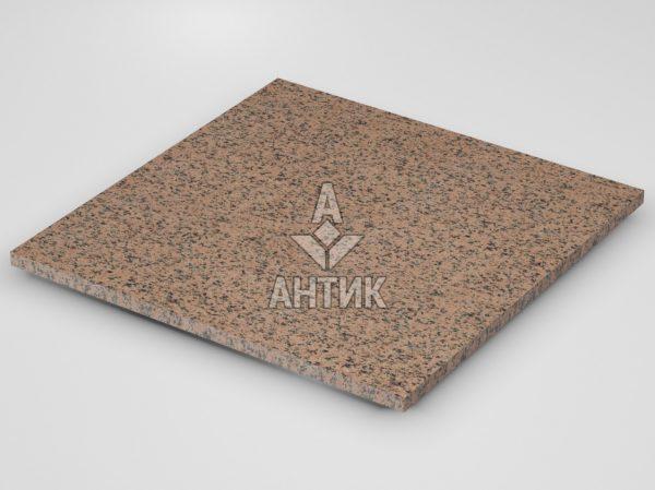 Плитка из Симоновского гранита 600x600x20 термообработанная фото