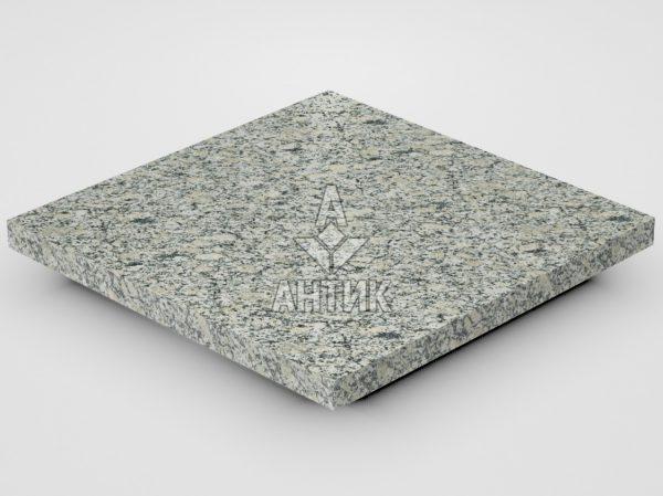 Плитка из Симоновского серого гранита 300x300x20 термообработанная фото