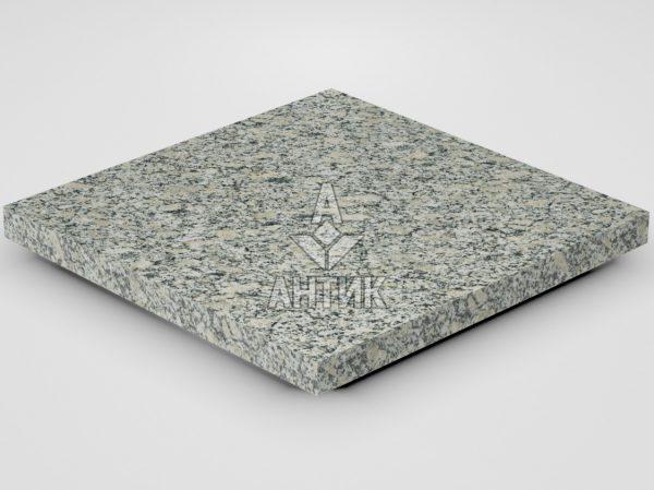 Плитка из Симоновского серого гранита 400x400x30 термообработанная фото