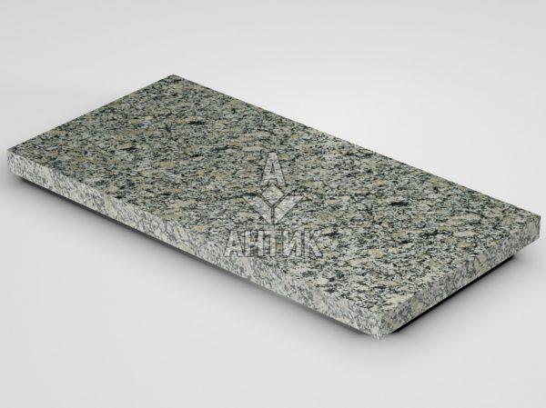 Плитка из Симоновского серого гранита 600x300x30 полированная фото