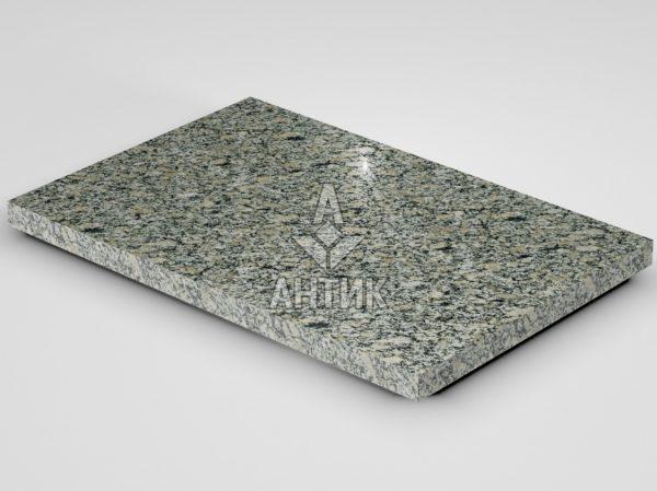 Плитка из Симоновского серого гранита 600x400x30 полированная фото
