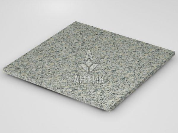 Плитка из Симоновского серого гранита 600x600x20 термообработанная фото